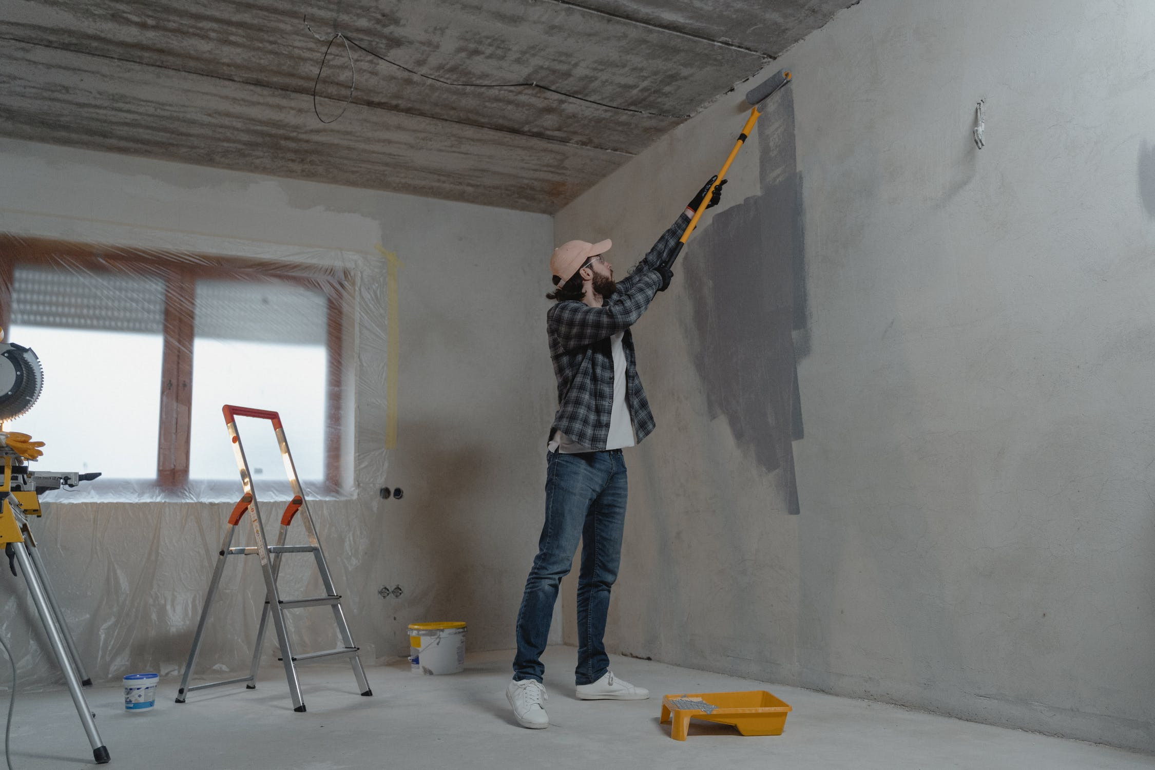 paint your house before you list it on the mls
